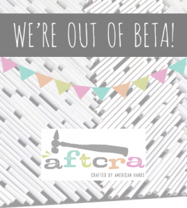 We're Out of Beta!