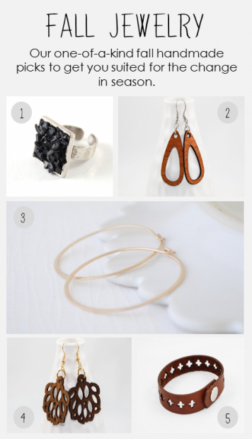aftcra's Fall Jewelry Guide