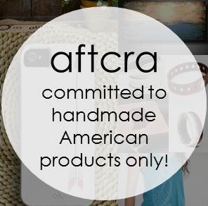 aftcra committed to American handmade products only