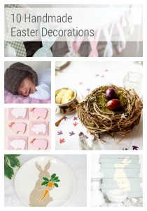 10 Handmade Easter Decorations