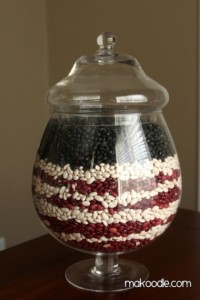 Apothecary Jar Holiday Decor
