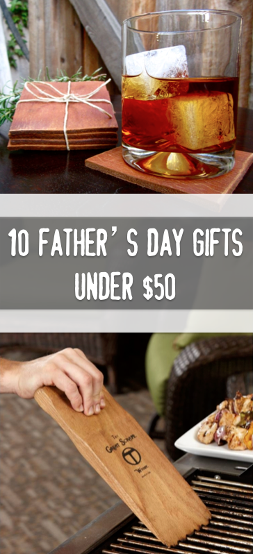 10 Father's Day Gifts Under $50