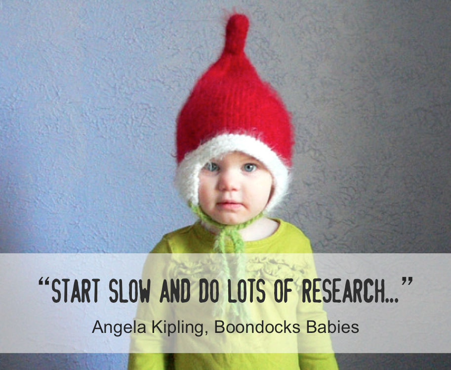 Start Slow and do Lots of Research