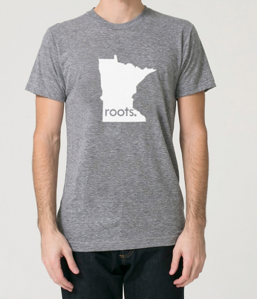 State Roots Shirt