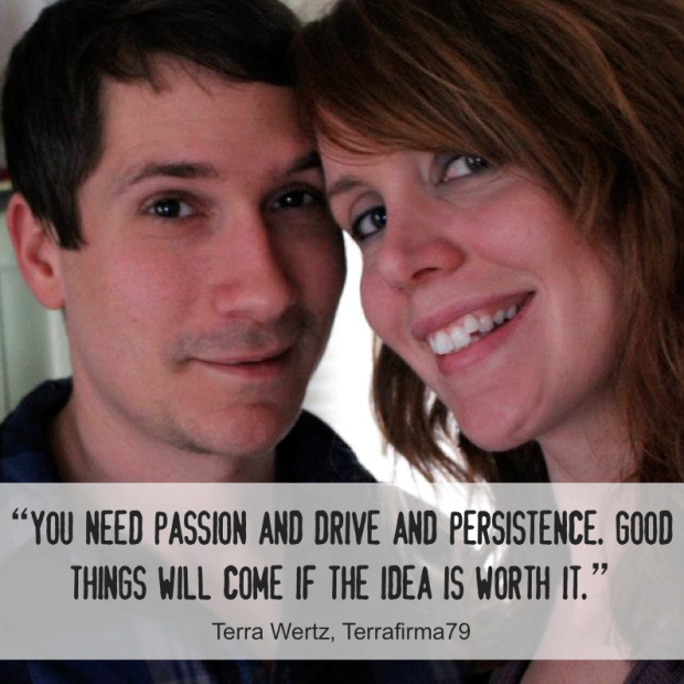 Terrafirma79 Quote - You Need Passion