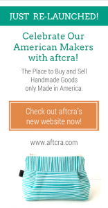 aftcra launches new handmade website at www.aftcra.com