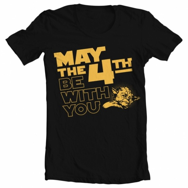 May The 4th Be With You Merchandise: Star Wars Gift Ideas