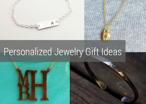Personalized Jewelry Gift Ideas