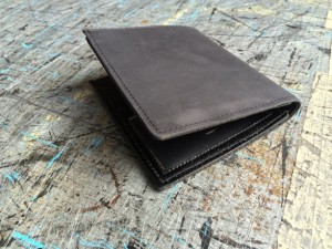 Gift Ideas for Him Under $50 - Men's Leather Bifold Wallet