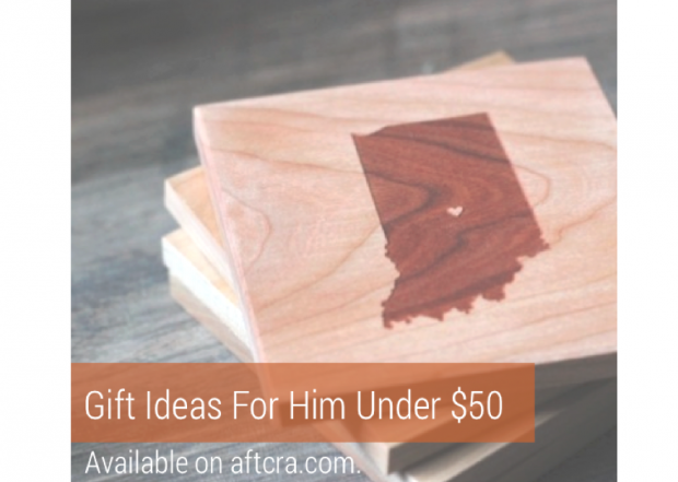 Gift Ideas for Him Under $50