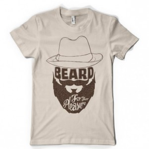 Fathers Day Gifts - Beard For Her Pleasure Graphic Tee