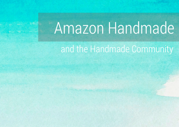 Amazon Handmade and the Handmade Community with aftcra - handcrafted goods made in America