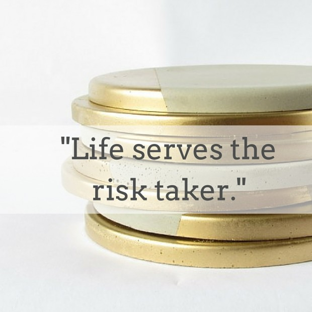 Badseed Studio - -Life serves the risk taker.-
