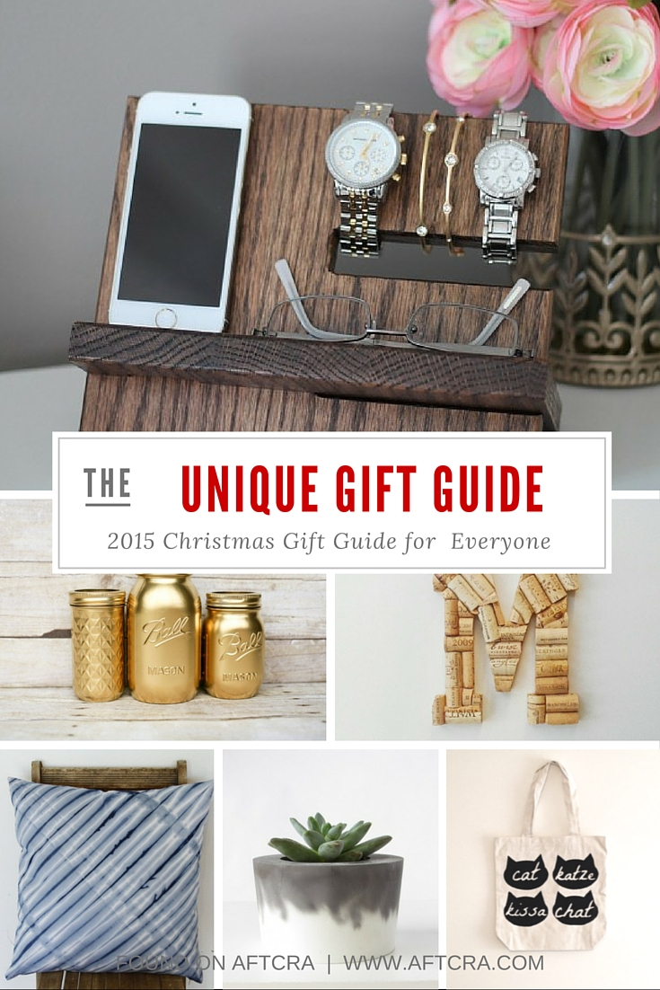 Christmas 2015 gifts aftcra blog for Unique ideas for christmas gifts