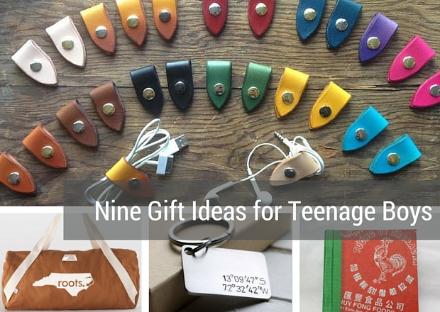 Nine Gift Ideas for Teenage Boys – Handmade and Made in America ...