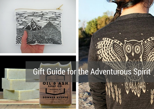 2015 Holiday Gift Guides Gift Guide for the Adventurous Spirit