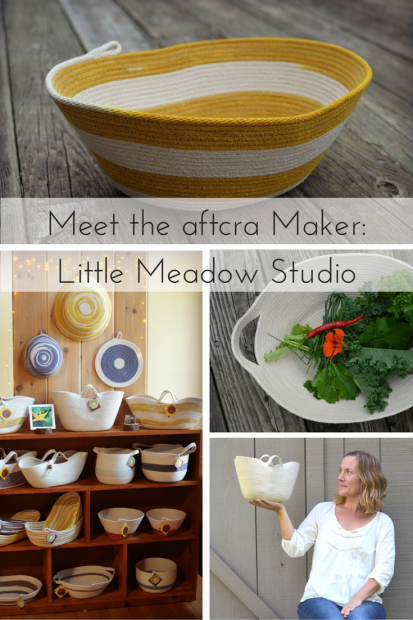 Meet the aftcra Maker- Little Meadow Studio