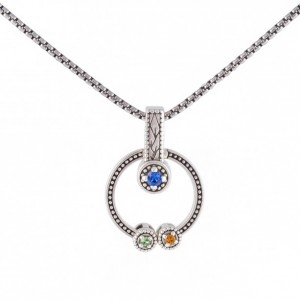 Mother's Day Gift Guide for Every Type of Mom - Angela Horn - Mothers Birthstone Necklace