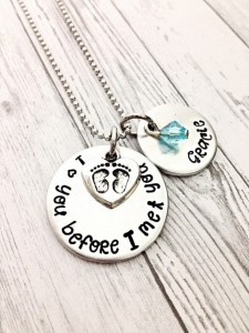 Mother's Day Gift Guide for Every Type of Mom - Angela Horn - gifts for mom, mom necklace, personalized baby name necklace