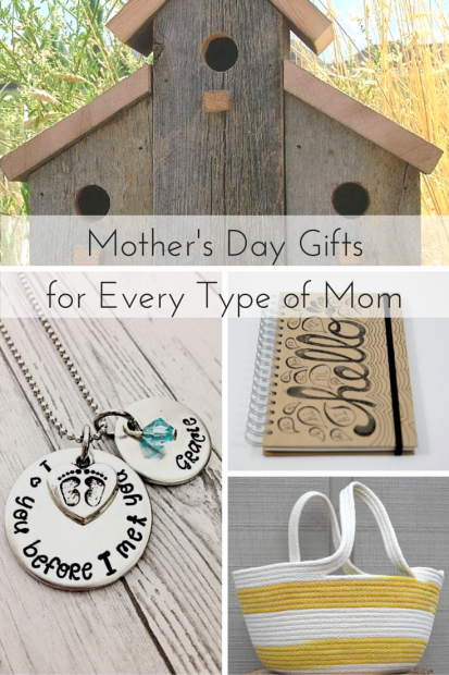 Mother's Day Gift Guide for Every Type of Mom - Angela Horn - shop on aftcra handmade shop alternative