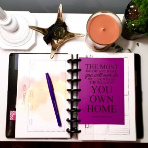 Mothers Day Gifts - 1 Year Customizable Planner – Small