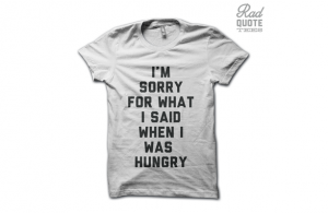 Unique Mother's Day Gifts Under 25 - Hangry Sassy Tee