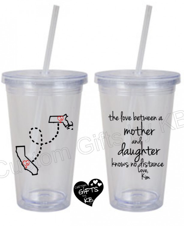 Unique Mother S Day Gifts Under 25 Daughter Knows No Distance Matching