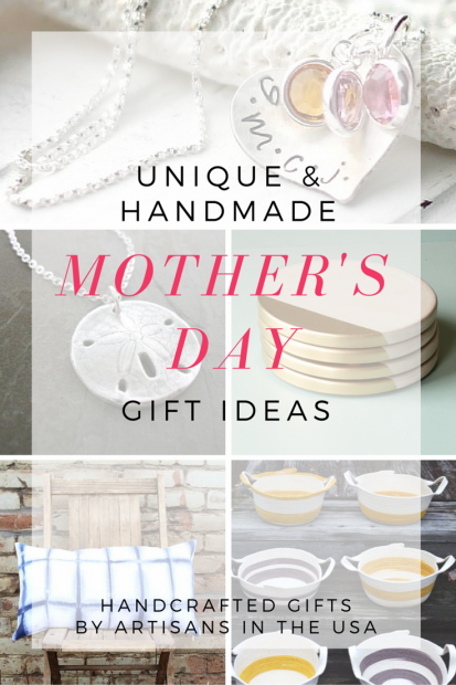 Unique and Handmade Mother's Day Gifts