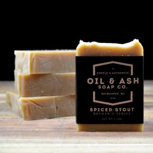 Extraordinary Father's Day Gifts - 2 Pack-Spiced Stout Beer Soap