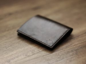 Fathers Day - Men's Custom Leather Wallet