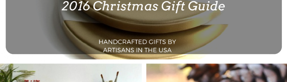 Unique Christmas Gifts For Her - Handmade gift ideas for her - aftcra - gifts - handcrafted gifts - American made gifts - Made in USA gifts for Mother Sister Girlfriend Daughter Friend