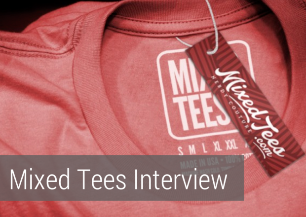 Mixed Tees Interview - aftcra artisan