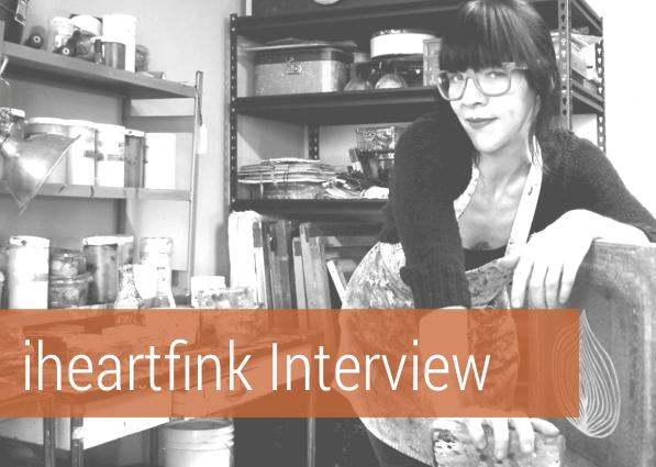 Kristen Kempton of aftcra's iheartfink