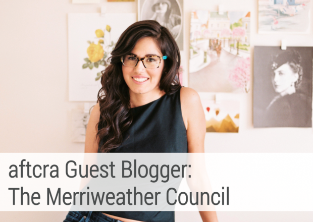The Merriweather Council Handmade Shop Business Advice - Intro to Danielle Spurge