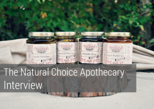 The Natural Choice Apothecary Handcrafted bath and body products natural made in USA aftcra 11