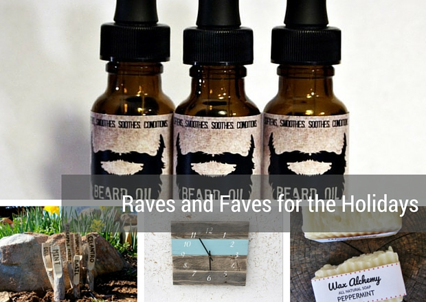 2015 Holiday Gift Guide- Raves and Faves for the Holidays