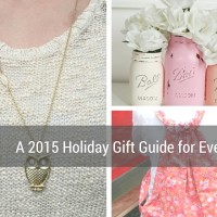 Kelsey Van Kirk The Home Loving Wife - A 2015 Holiday Gift Guide for Everyone on Your list