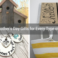 Mother's Day Gift Guide for Every Type of Mom - Angela Horn - Shop on aftcra Etsy Alternative for handmade goods made in the USA