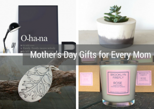 Mothers Day Gifts for Every Mom - The Freedom Project Blog Suggestions 01