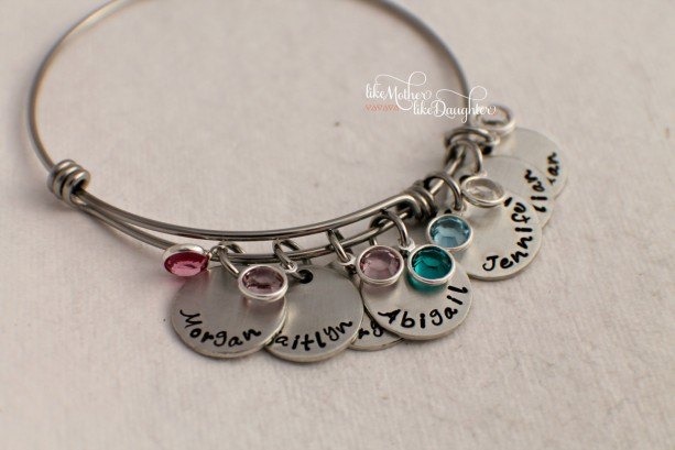 Personalized bracelets mother s day best bracelet 2018 Unique uni gifts under 25
